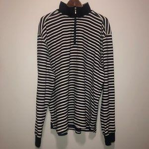 Robert Graham Half Zip Sweater Size 3XL